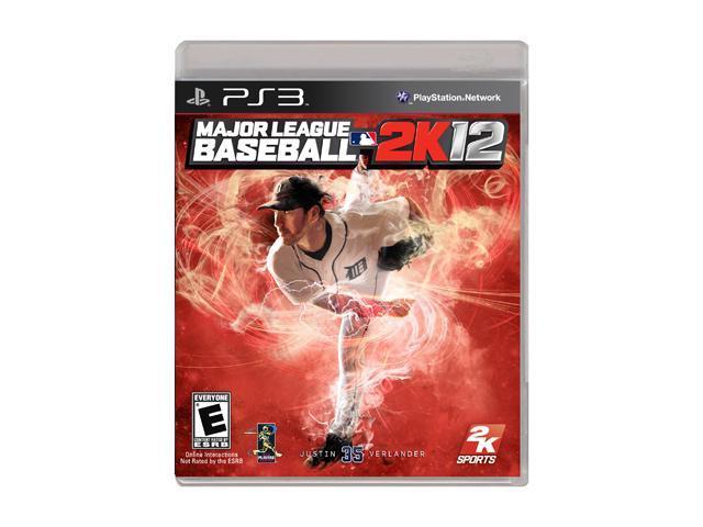 MLB 2k12 Playstation3 Game