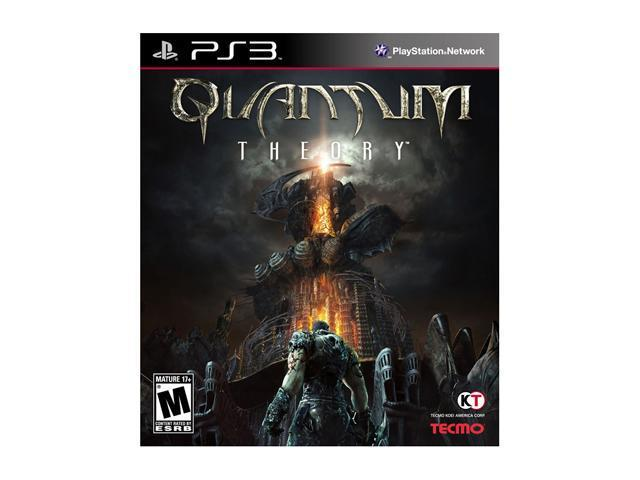 Quantum theory Playstation3 Game