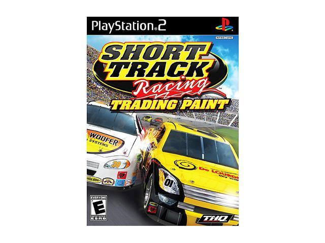 Short Track Racing Trading Paint Game