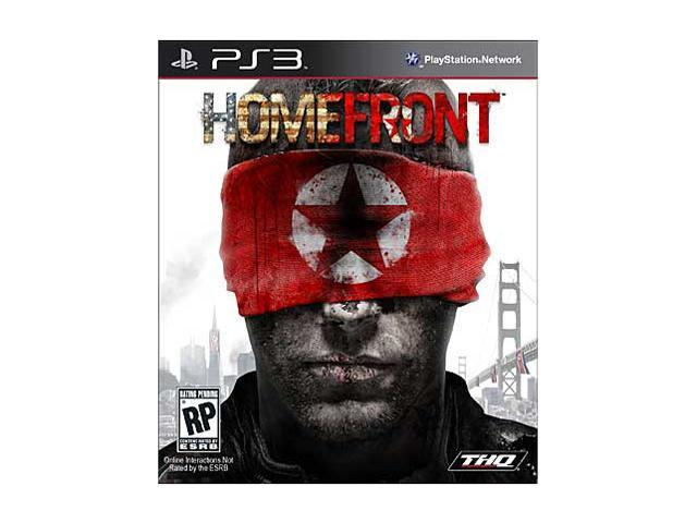 Homefront Playstation3 Game