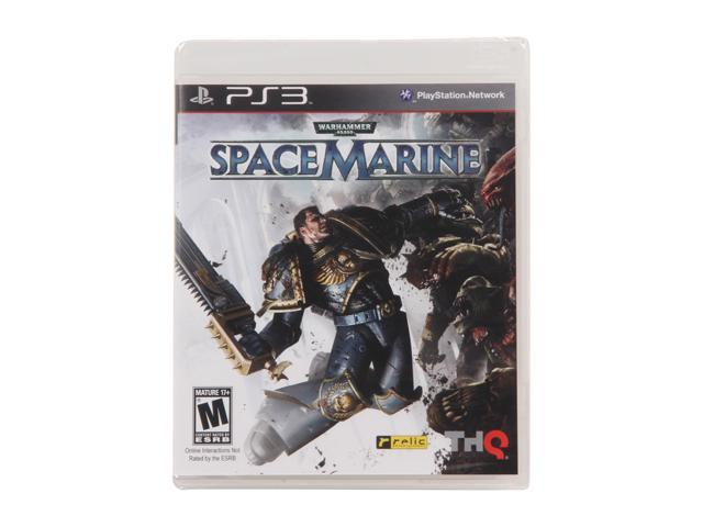 Warhammer 40k: Space Marine PlayStation 3