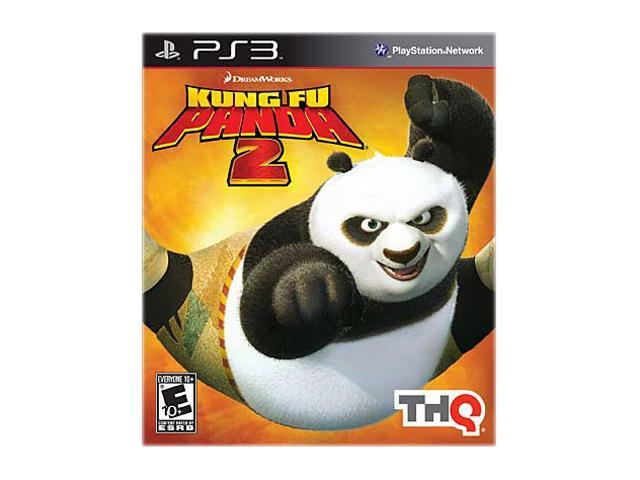 Kung Fu Panda 2 Playstation3 Game