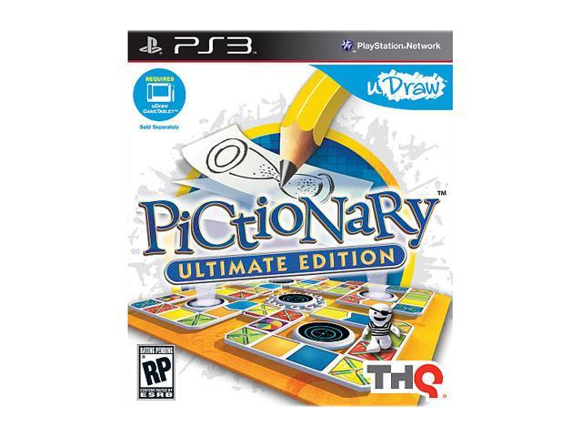 uDraw Pictionary: Ultimate Edition PlayStation 3