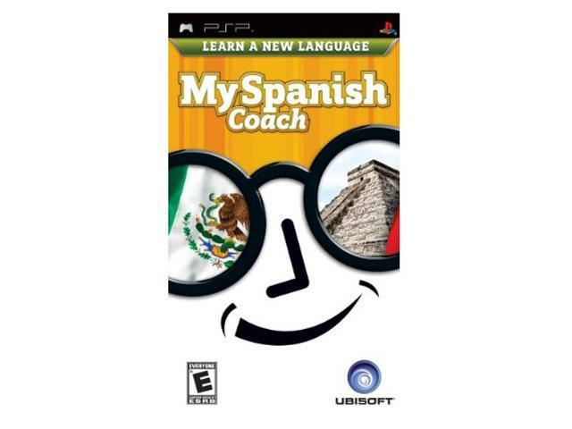 My Spanish Coach PSP Game UBISOFT