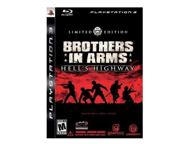Ubisoft Brothers In Arm's Hell's Highway Limited Edition PlayStation 3