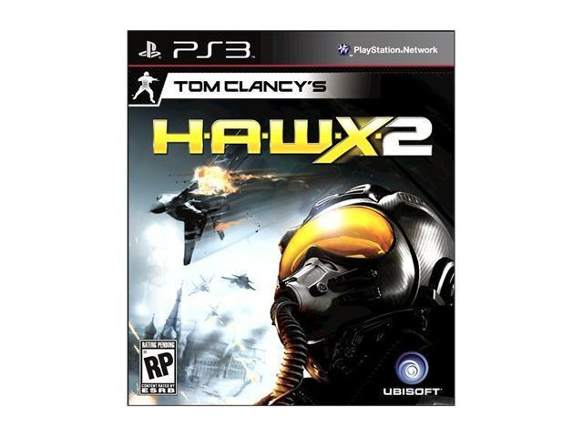 Tom Clancy's H.A.W.X. 2 Playstation3 Game