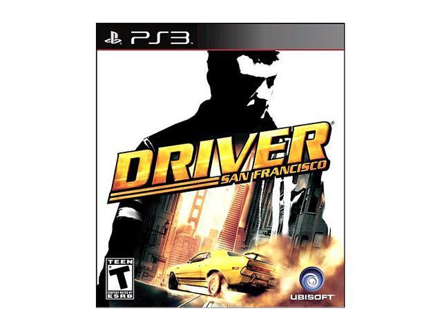Driver: San Francisco Playstation3 Game