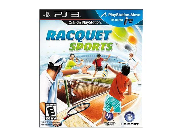 Racquet Sports PlayStation 3