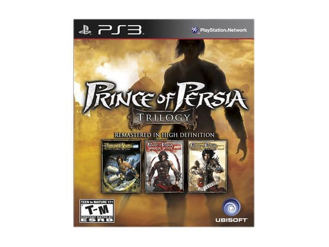 Prince of Persia Trilogy HD Playstation3 Game