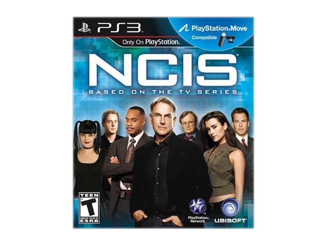 NCIS Playstation3 Game