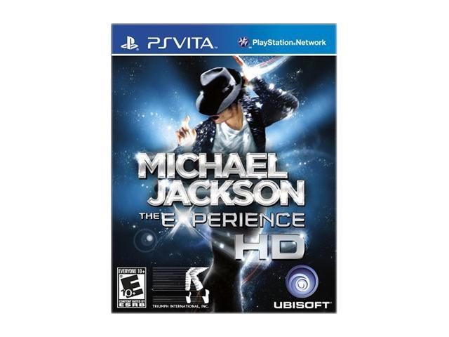 Michael Jackson Experience PS Vita Games