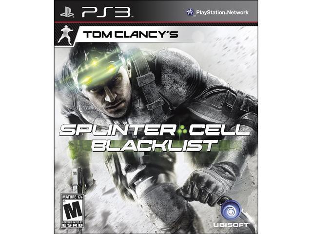 Splinter Cell: Blacklist PlayStation 3