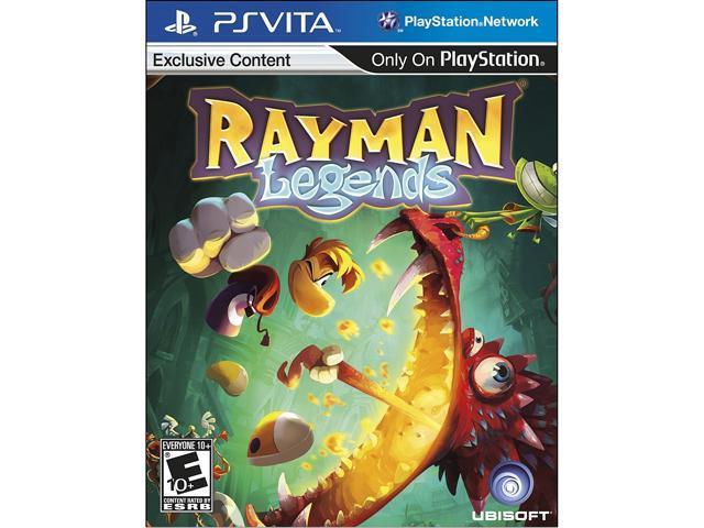 Rayman Legends PS Vita Games