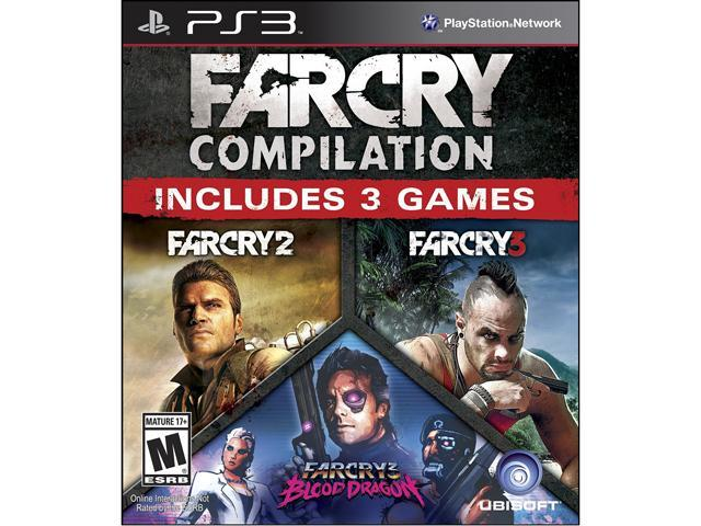 Far Cry Compilation PlayStation 3