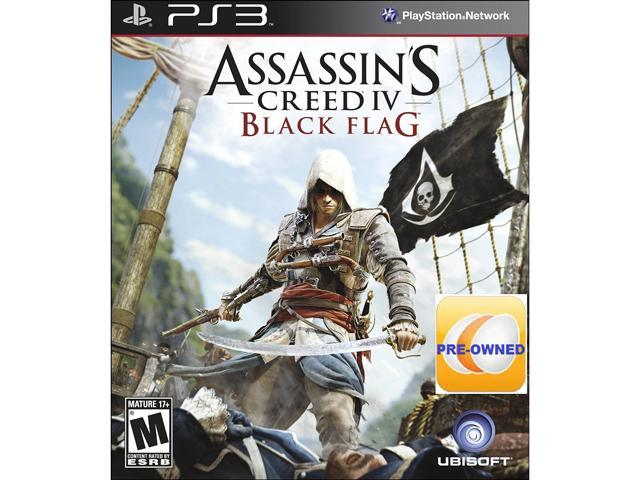Pre-owned Assassin's Creed IV Black Flag PS3
