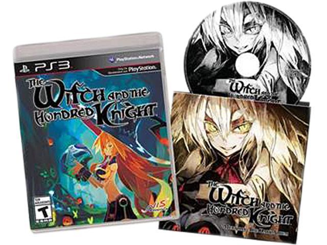 The Witch and the Hundred Knight PlayStation3 Game