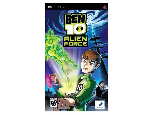 Ben 10: Alien Force PSP Game D3PUBLISHER