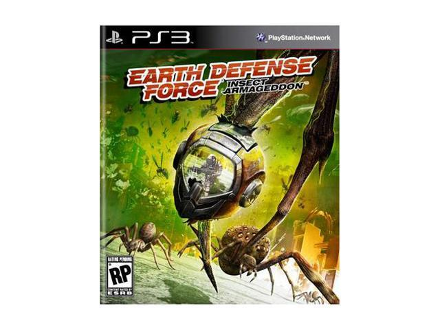 Earth Defense Force: Insect Armageddon Playstation3 Game