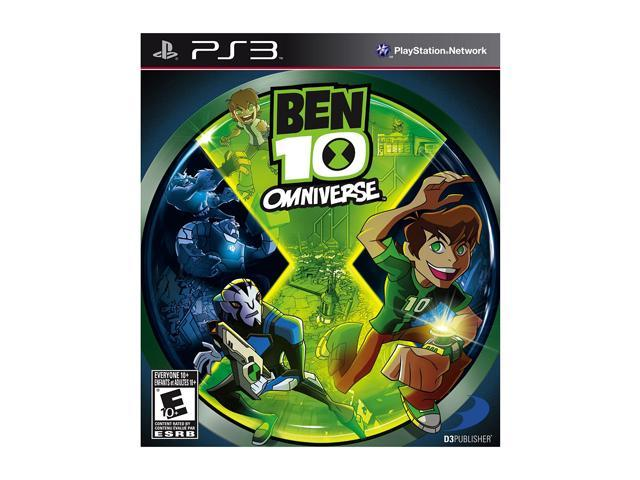 Ben 10: Omniverse Playstation3 Game