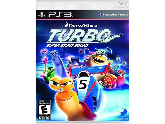 Turbo: Super Stunt Squad Playstation3 Game