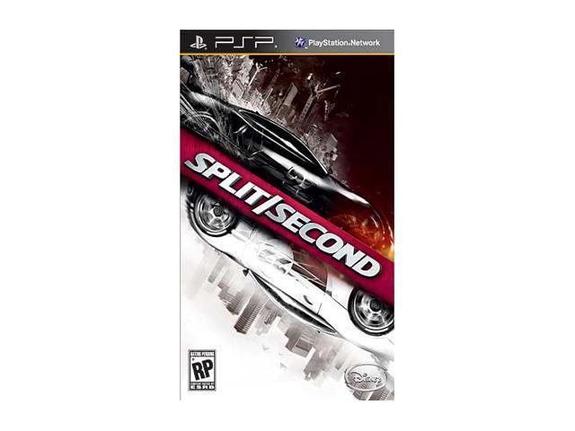 Split / Second PSP Game Disney