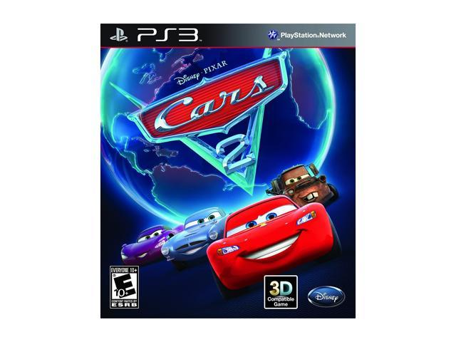 Cars 2: The Video Game PlayStation 3