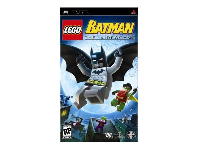 Lego Batman PSP Game Warner Bros. Studios