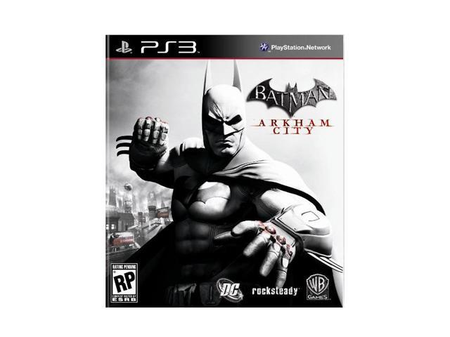 Batman: Arkham City Playstation3 Game