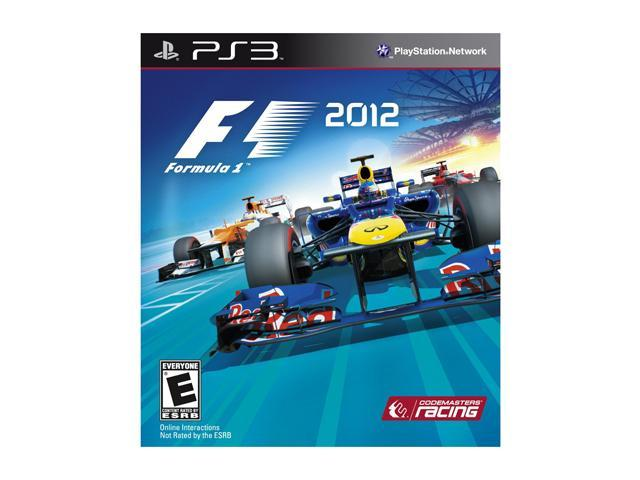 F1 2012 Playstation3 Game