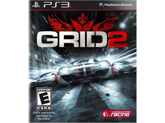 Grid 2 Playstation3 Game