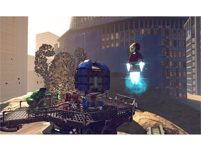 LEGO: Marvel Super Heroes - PS3