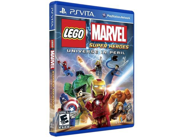 LEGO: Marvel Super Heroes - PS Vita