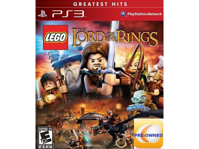 Pre-owned LEGO Lord of the Rings PS3