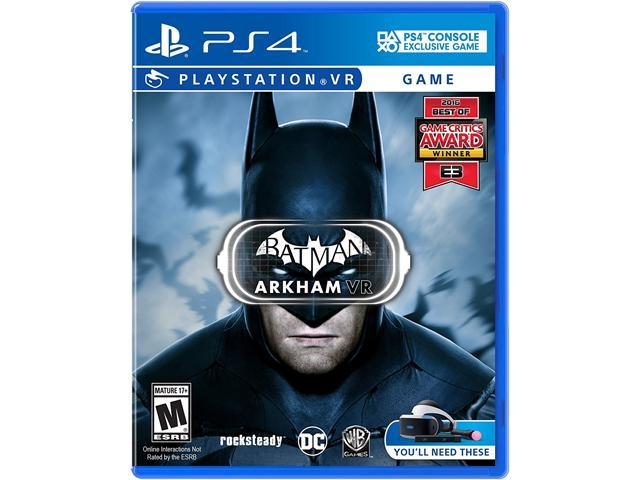 Batman/ Arkham VR - PlayStation 4