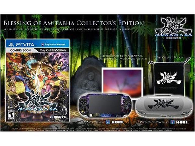 Muramasa Rebirth Limited Edition PlayStation Vita
