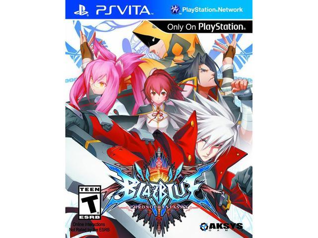 BlazBlue: Chrono Phantasma PlayStation Vita