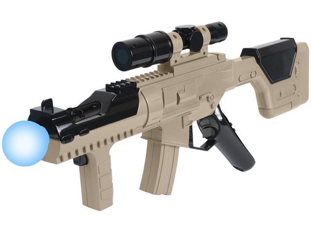CTA PlayStation Move Submachine Gun