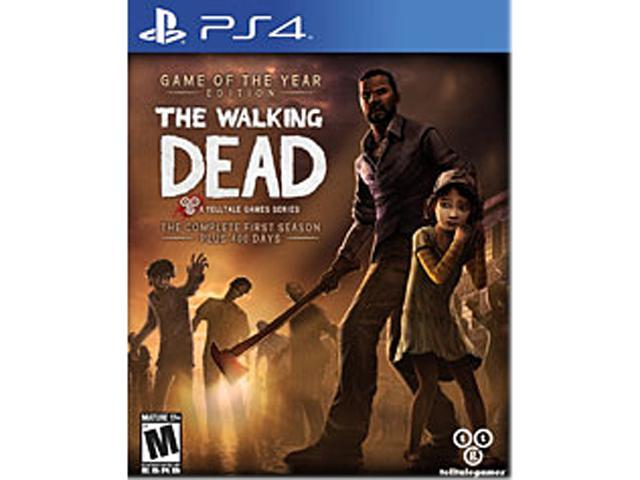 The Walking Dead: The Complete First Season PlayStation 4