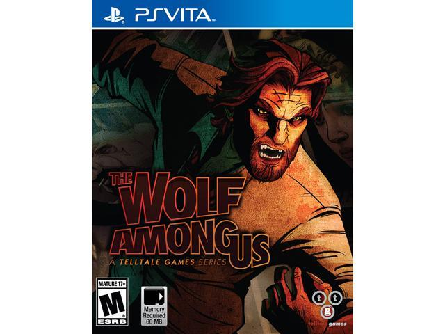 The Wolf Among Us PlayStation Vita