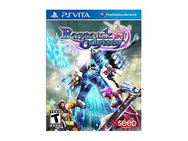 Ragnarok Odyssey PS Vita Games