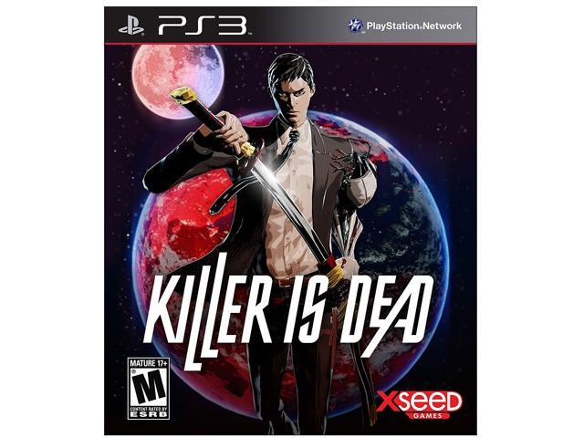Killer is Dead PS3 Game
