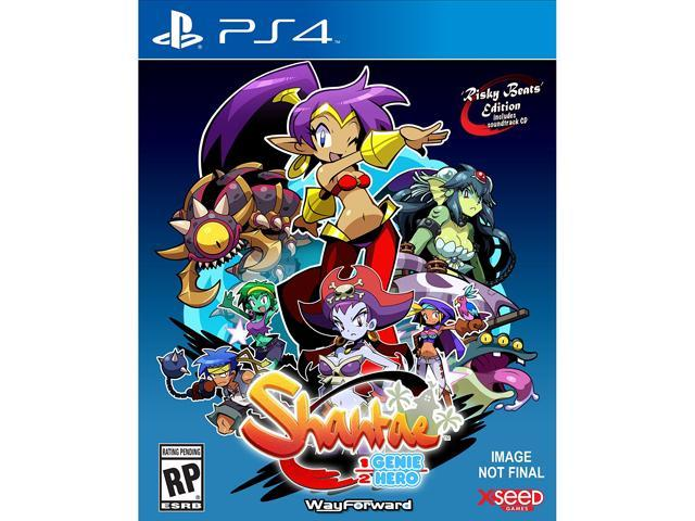Shantae: Half-Genie Hero - 'Risky Beats' Edition - PlayStation 4