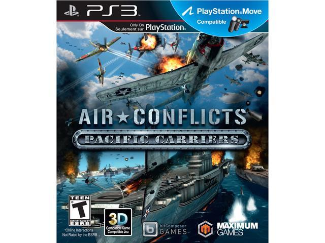 Air Conflict Pacific Carrier PlayStation 3