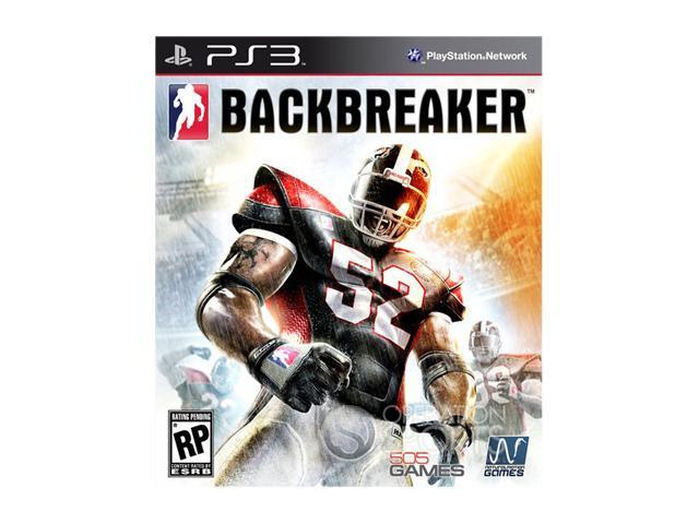 Backbreaker Playstation3 Game