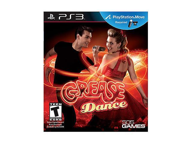 Grease (Move) PlayStation 3