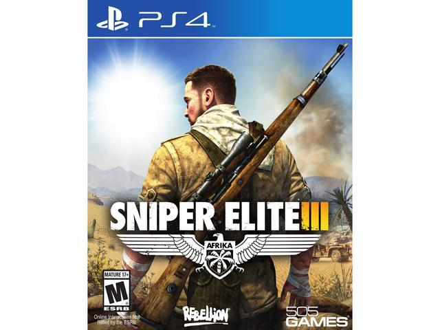 Sniper Elite V3 PlayStation 4