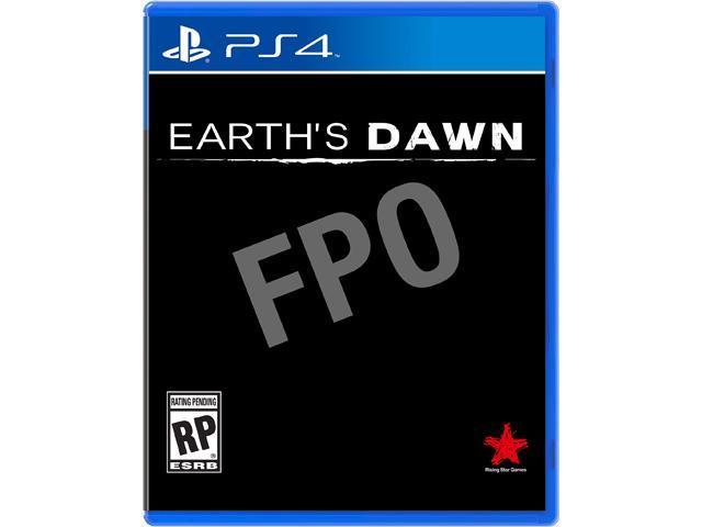 Earth's Dawn - PlayStation 4