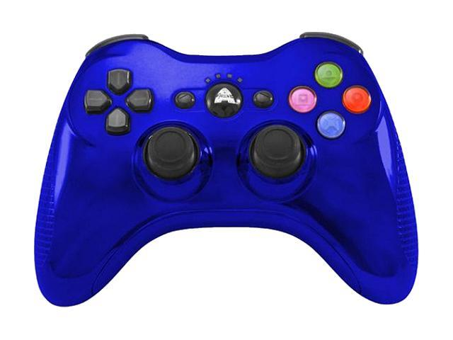 Arsenal PS3 Bluetooth Controller Chrome Blue