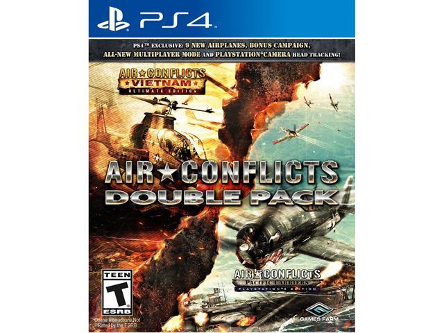 Air Conflicts Double Pack (Vietnam + Pacific Carriers) - PlayStation 4