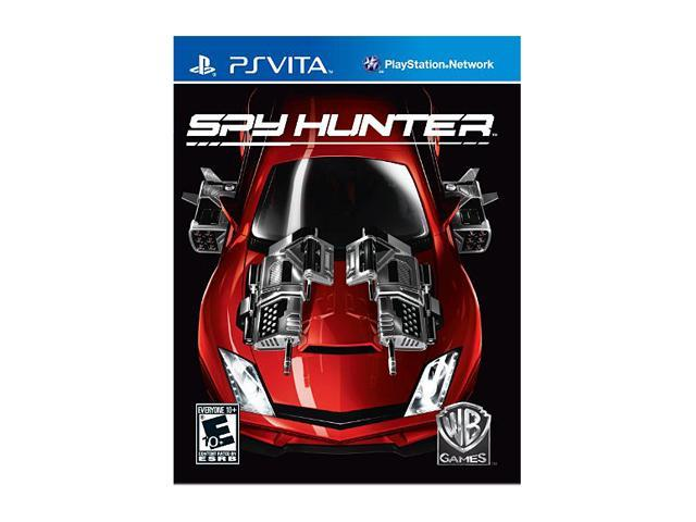 Spy Hunter PS Vita Games